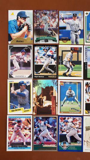 Baseball Cards - Edgar Martinez for Sale in Noblesville, IN
