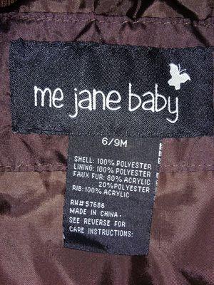 Cute little brown coat for Sale in Everett, WA