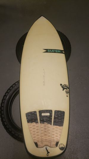 Surfboard super brand fling for Sale in Virginia Beach, VA