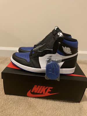 Jordan 1 Royal Toe Size 10.5 for Sale in Jessup, MD