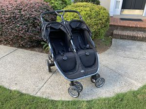 Britax Double Stroller (B-Lively) for Sale in Alpharetta, GA