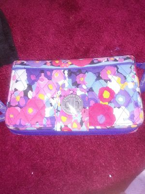 Vera Bradley wallet for Sale in Martin, MI