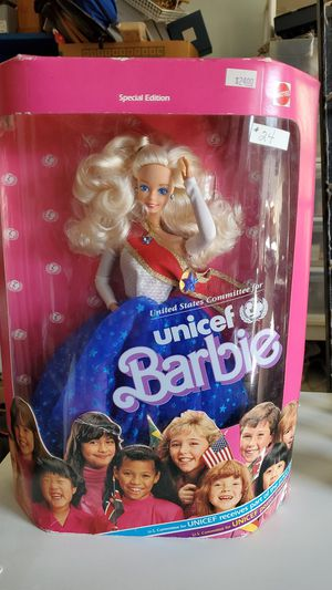 Vintage UNICEF Barbie for Sale in Washington, DC