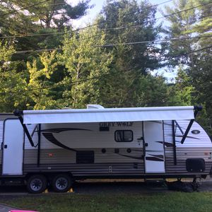 2015 Grey Wolf limited toy hauler! Message for more info for Sale in Fremont, NH