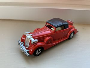 Used, 1978 Tomica Packard Coupe Roadster die cast car for Sale for sale  San Francisco, CA