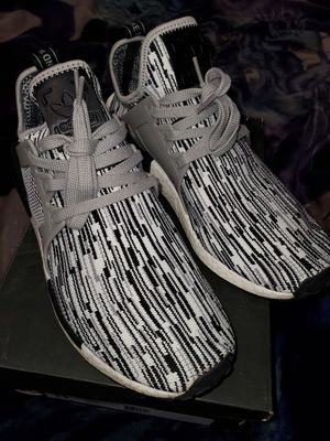 Adidas NMD XR1 PK Zebra Boost White Black Grey Mens Size 11 for Sale in Lake View Terrace, CA