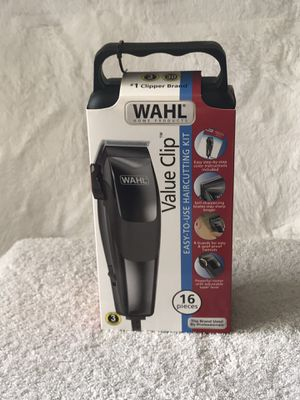 Wahl 16 piece hair cutting set for Sale in Springfield, TN