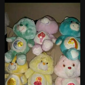 6 Carebears from 1983 Collection Asking 15 Each Need Gone Today for Sale in Dallas, TX