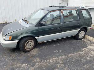 95 Mitsubishi expo mini van for Sale in St. Louis, MO
