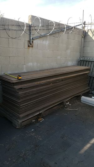 """High pressure limit Half inch thick 25"""" wide 100"""" long for Sale in Montclair, CA"""