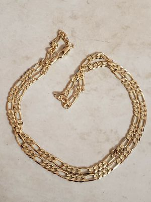 GOLD FILLED CHAIN 28 IN for Sale in Las Vegas, NV
