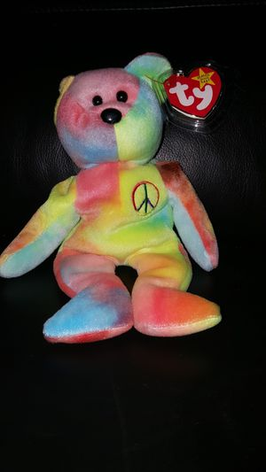 Ty Beanie Baby, peace 1996 for Sale in Santa Ana, CA