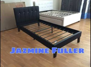 Twin size bed frame for Sale in Peoria, AZ