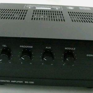 TAO Integrated Amplifier BG-1030 EB-4086 for Sale in Virginia Beach, VA