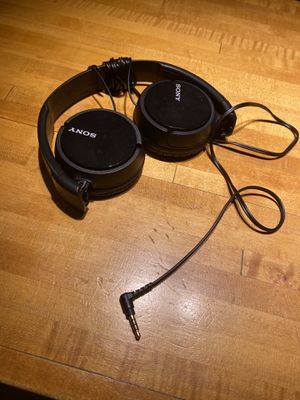 Sony MDRZ110 headphones for Sale in Annapolis, MD