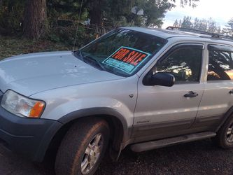 2002 Ford Escape XLT for Sale in Silverton,  OR