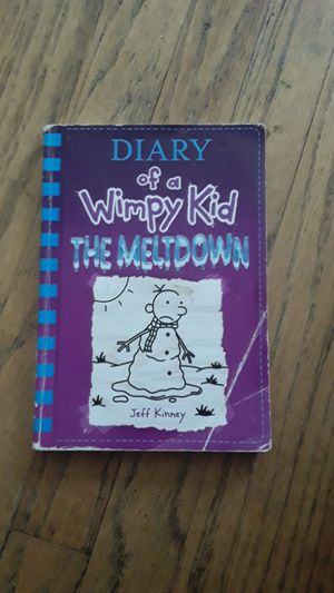 Diary of a wimpy kid meltdown for Sale in Lawndale, CA