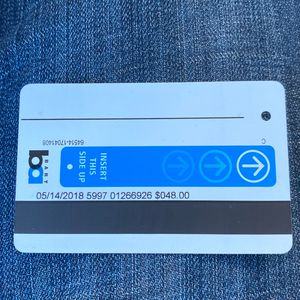 Bart (bay Area Rapid Transit) Ticket for Sale in Union City, CA