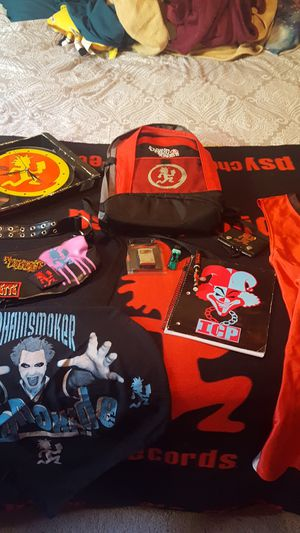 Huge (RARE) Lot of ICP/PSYCHOPATHIC RECORDS collection for Sale in Plymouth, MI