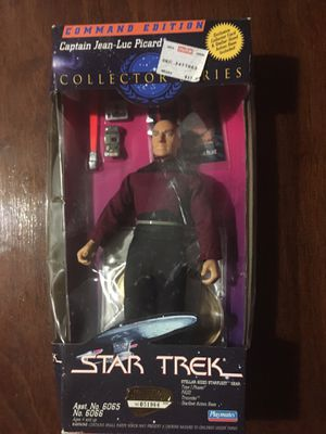 Star Trek Jean-Luc Picard Command Edition Action Figure for Sale in Brooklyn, NY