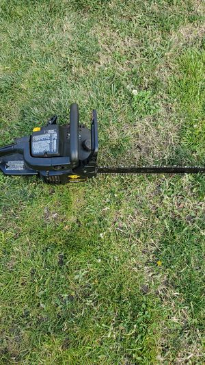 Used MacCat chainsaw for Sale in Garden Grove, CA