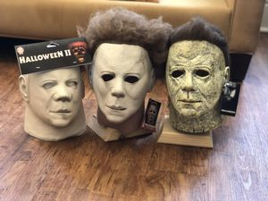 Trick or Treat Studio Masks and Movies for Sale in Davenport, IA