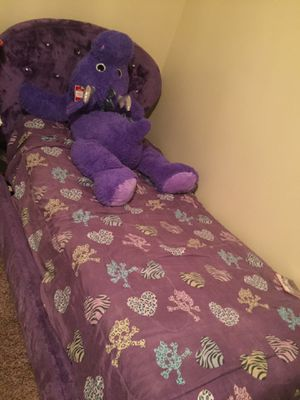 Purple Twin Bed Frame for Sale in Nashville, TN