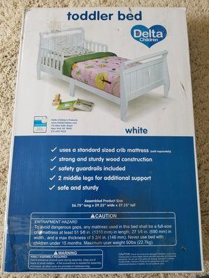 Toddler bed for Sale in Alexandria, VA