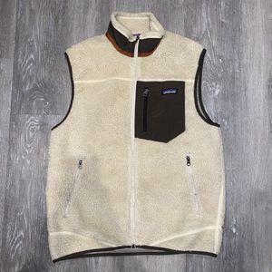 Patagonia Men's Classic Retro-X Fleece Vest Size Medium for Sale in Stockton, CA
