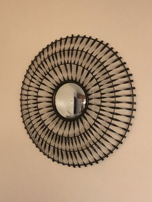 Wall Decor with middle mirror for Sale in Reston, VA