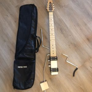 Minister Lestar Travel Guitar Electric for Sale in Folsom, CA
