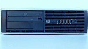 Desktop Computer: HP Compaq Elite 8000 SFF, i5, 8GB RAM, 500GB HDD, Win10/Ubuntu for Sale in Rialto, CA