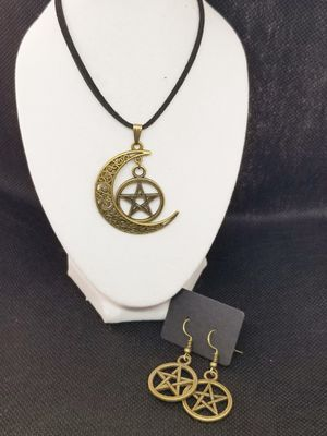 Moon & Pentacle Gift Set for Sale in New Bern, NC