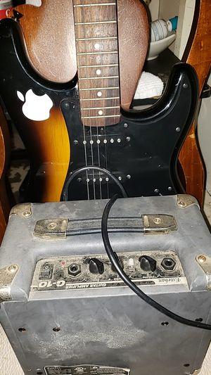 Guitar and amp for Sale in Fredericksburg, VA