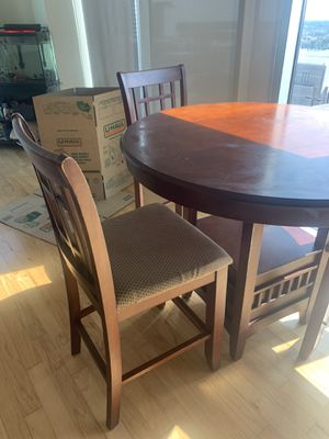 Wooden table and chairs for Sale in Houston, TX