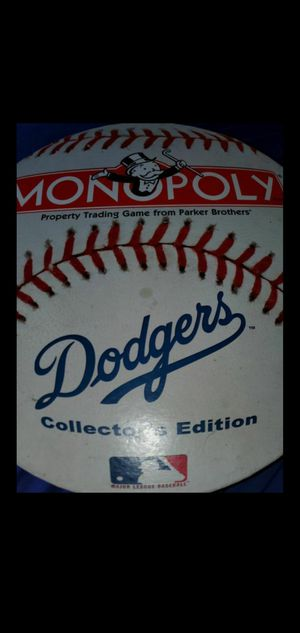 DODGERS MONOPOLY PICK UP TODAY for Sale in Pico Rivera, CA