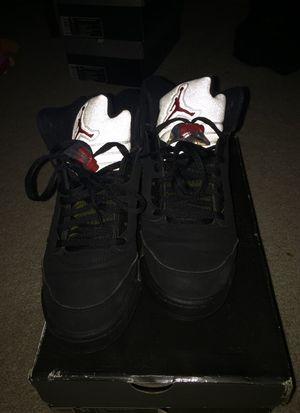 Jordan 5 retro size 5.5 for Sale in Rockville, MD