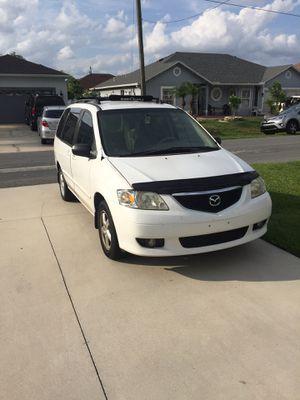 2002 Mazda mpv for Sale in Kissimmee, FL