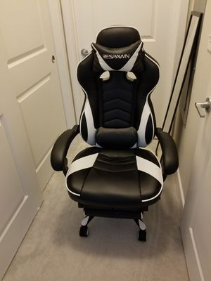 Gaming gamer chair Respawn for Sale in Herndon, VA