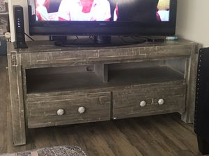Tv console table for Sale in Washington, DC