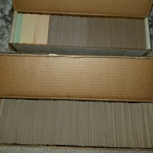 2 sets of baseball cards for Sale in St. Petersburg, FL