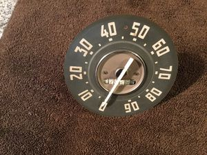 1951 GMC Truck Dash Trim and Speedometer for Sale in Grapeview, WA
