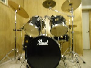Pearl drum set for Sale in Arlington, VA