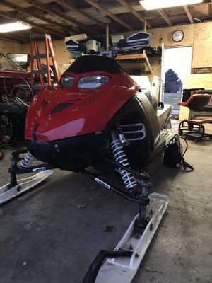 2008 Polaris iqr 600rr NEEDS WORK for Sale in Hampshire, IL