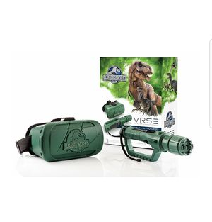 Jurassic Park Virtual Reality Headset for Sale in Philadelphia, PA