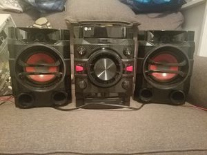 LG surround sound home speakers 230W for Sale in West Palm Beach, FL