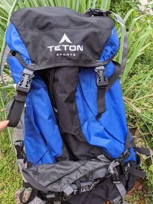 Teton backpack used twice for Sale in Chuluota, FL