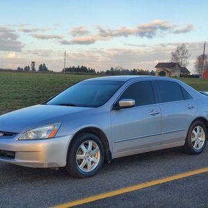 2005 Honda Accord EX-L V6 for Sale in Salem, OR