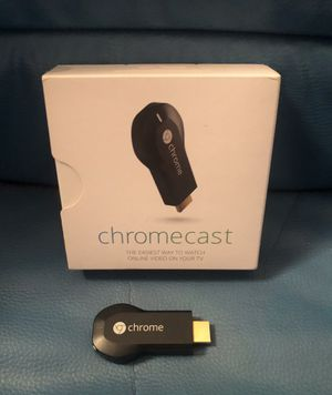 Chromecast Google for Sale in Houston, TX