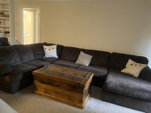 Big comfy sectional!! for Sale in Richmond, VA